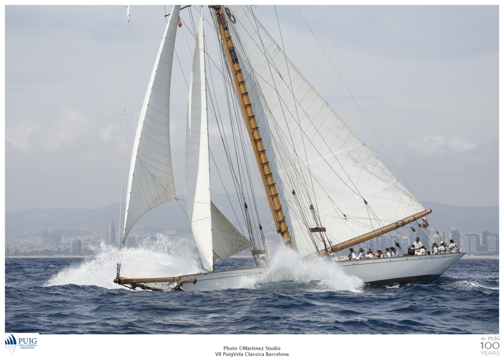 Moonbeam IV, vencedor en Big Boat