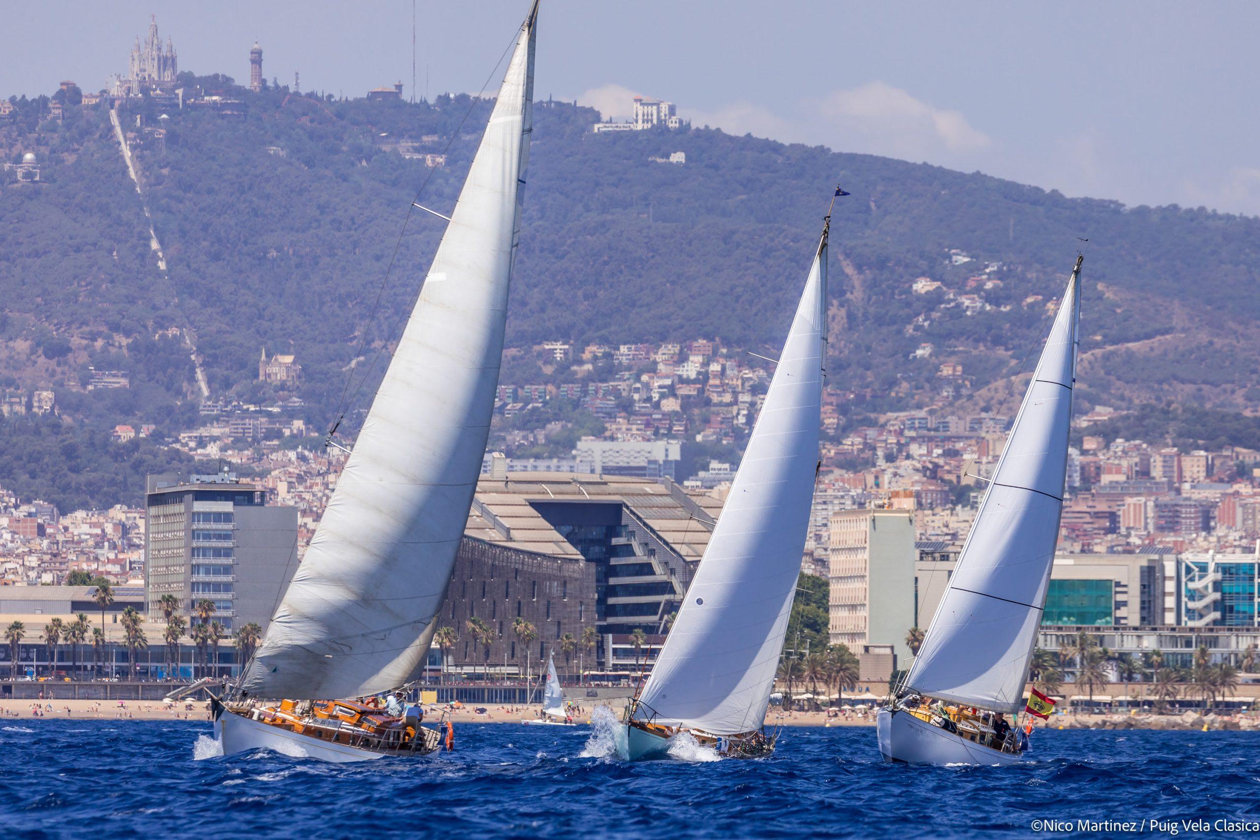 XIV regata Puig Vela Clàssica